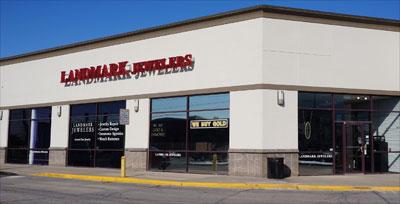 Landmark Jewelers Storefront